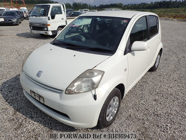 Used 2005 TOYOTA PASSO BH369473 for Sale