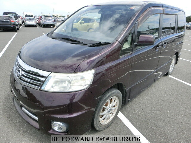 Used 2006 NISSAN SERENA BH369316 for Sale