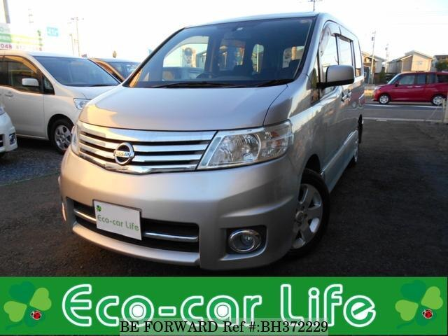 Used 2006 NISSAN SERENA BH372229 for Sale