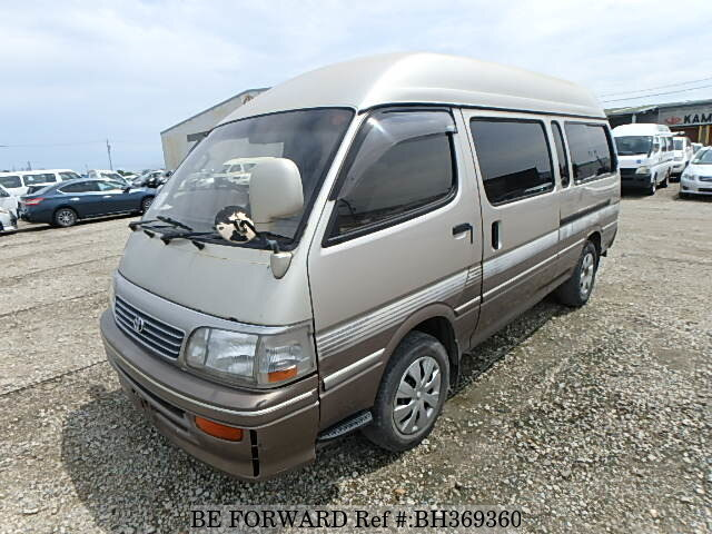 Used 1994 TOYOTA HIACE WAGON BH369360 for Sale