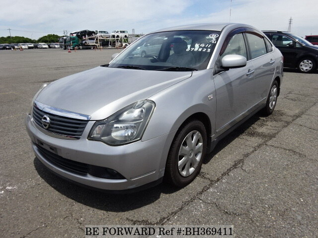 Used 2008 NISSAN BLUEBIRD SYLPHY BH369411 for Sale