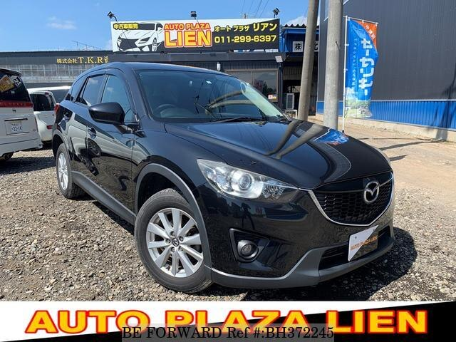 Used 2012 MAZDA CX-5 BH372245 for Sale