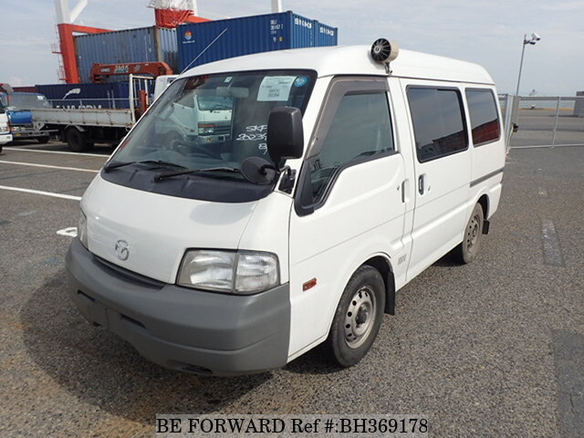 Used 2008 MAZDA BONGO VAN BH369178 for Sale
