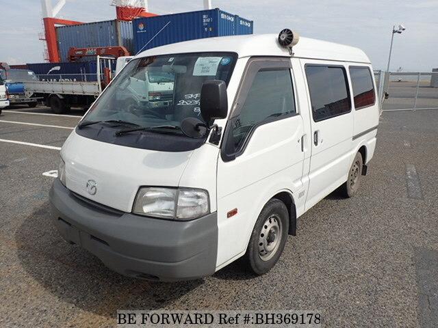 Used 2008 MAZDA BONGO VAN/ADF-SKF2V for Sale BH369178 - BE ...