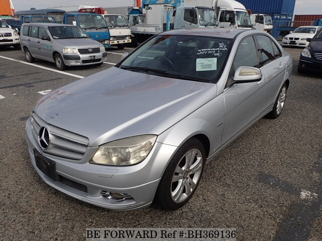 Used 2007 MERCEDES-BENZ C-CLASS BH369136 for Sale