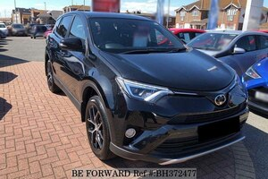 Used 2017 TOYOTA RAV4 BH372477 for Sale