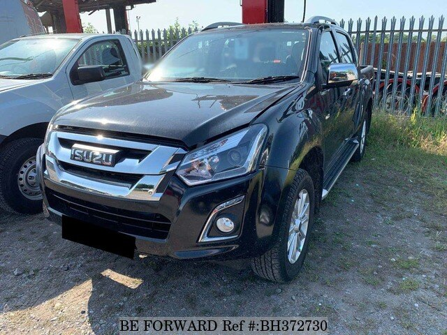 Used 2019 ISUZU D-MAX BH372730 for Sale