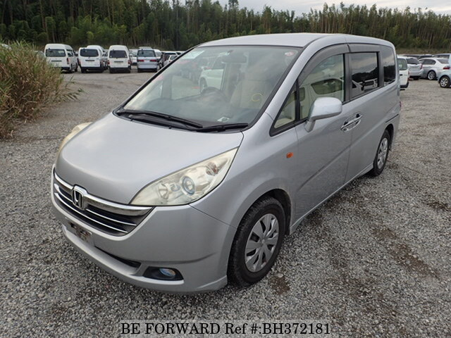 Used 2005 HONDA STEP WGN BH372181 for Sale