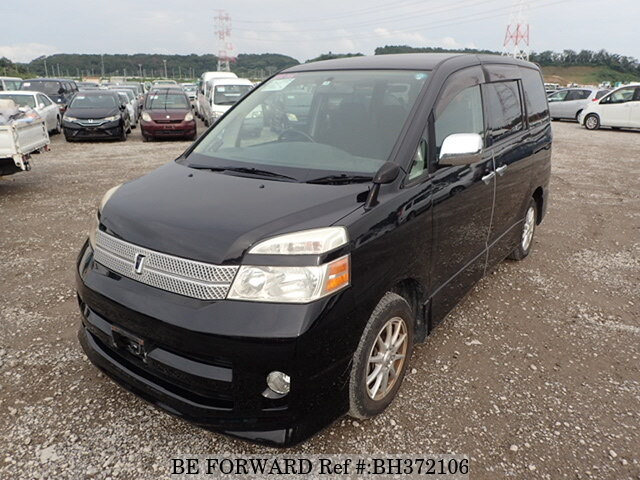 Used 2007 TOYOTA VOXY BH372106 for Sale