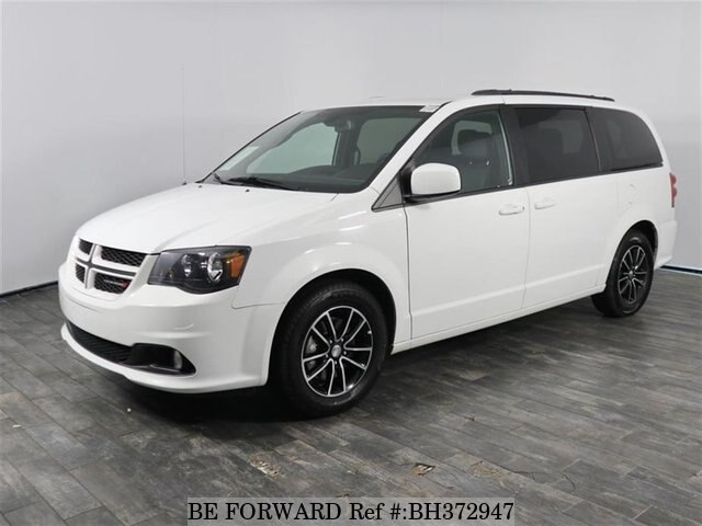 Used 2018 DODGE GRAND CARAVAN BH372947 for Sale
