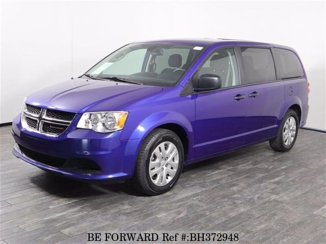 Used 2019 DODGE GRAND CARAVAN BH372948 for Sale