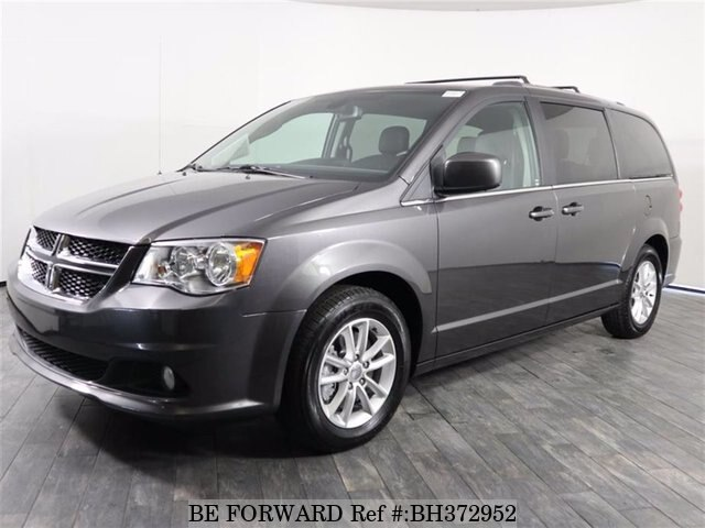 Used 2019 DODGE GRAND CARAVAN BH372952 for Sale