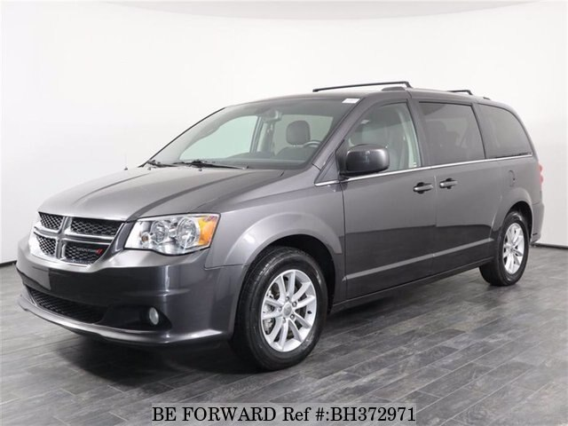 Used 2019 DODGE GRAND CARAVAN BH372971 for Sale