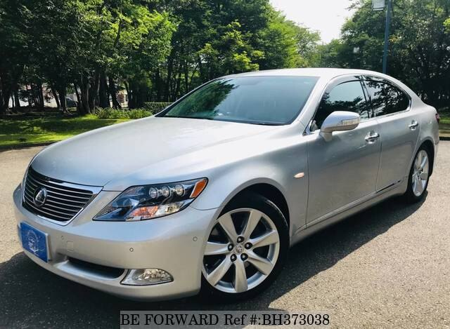 Used 2008 LEXUS LS BH373038 for Sale