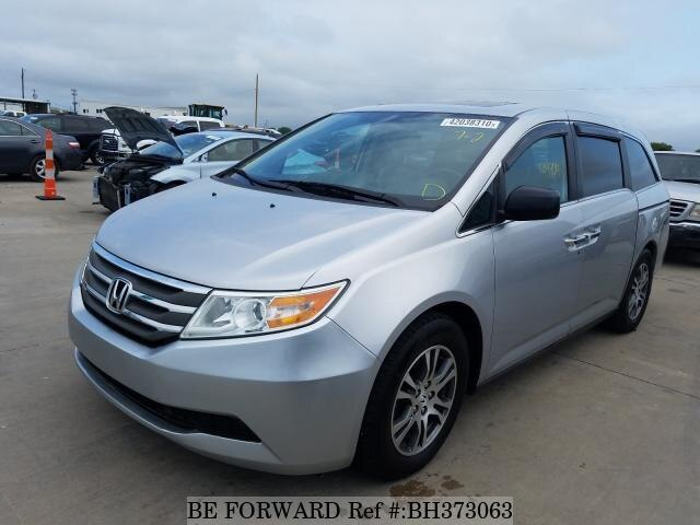 Used 2013 HONDA ODYSSEY BH373063 for Sale
