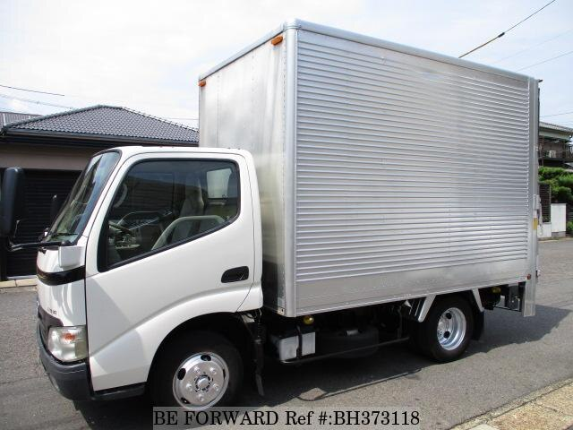 Used 2006 TOYOTA DYNA TRUCK BH373118 for Sale