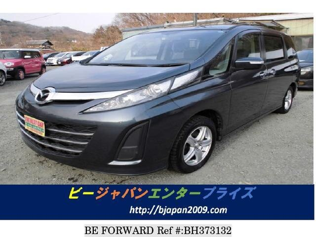 Used 2009 MAZDA BIANTE BH373132 for Sale