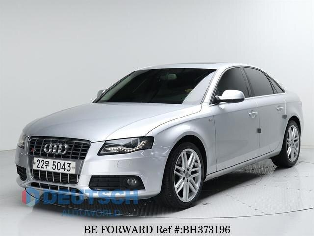Used 2012 AUDI A4 BH373196 for Sale