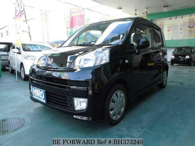 Used 2009 HONDA LIFE BH373240 for Sale