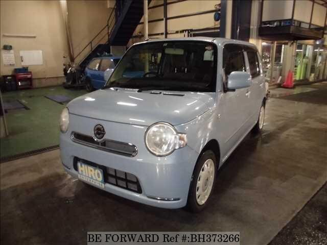 Used 2013 DAIHATSU MIRA COCOA BH373266 for Sale
