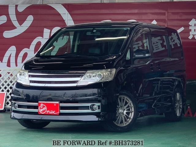 Used 2009 NISSAN SERENA BH373281 for Sale