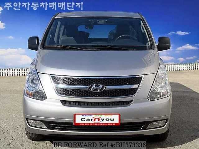 Used 2013 HYUNDAI GRAND STAREX BH373336 for Sale