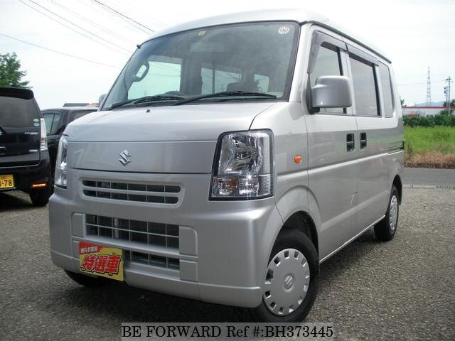 Used 2009 SUZUKI EVERY BH373445 for Sale
