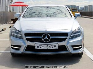 Used 2011 MERCEDES-BENZ CLS-CLASS BH373452 for Sale