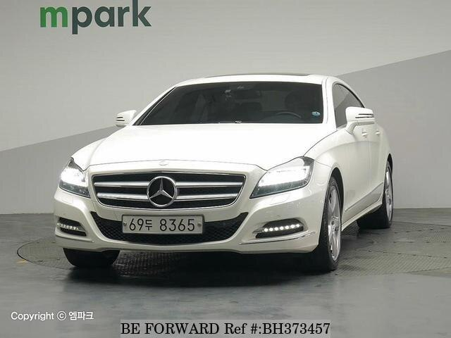 Used 2013 MERCEDES-BENZ CLS-CLASS BH373457 for Sale