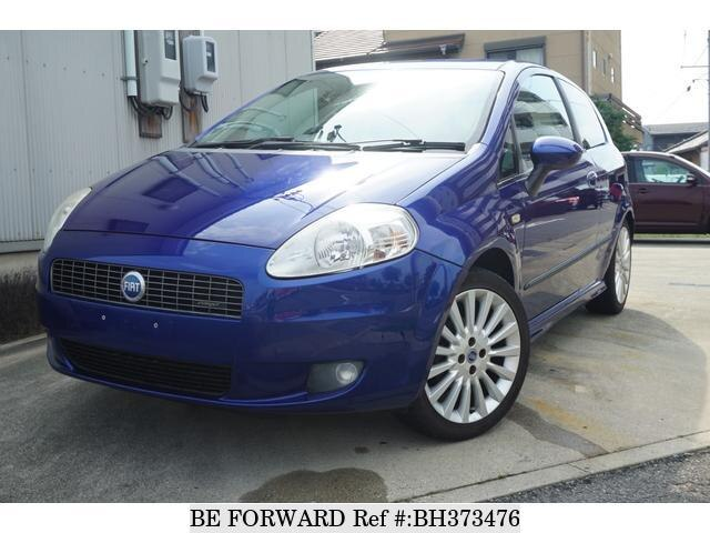 Used 2007 FIAT GRANDE PUNTO BH373476 for Sale