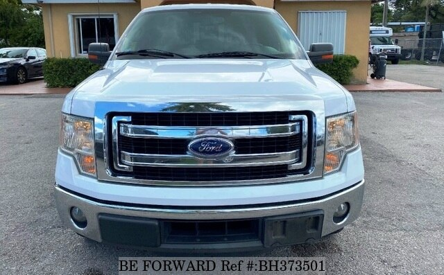 Used 2014 FORD F150 BH373501 for Sale