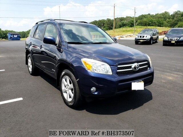 Used 2007 TOYOTA RAV4 BH373507 for Sale