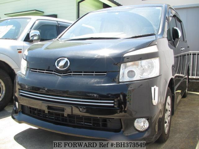 Used 2010 TOYOTA VOXY BH373549 for Sale