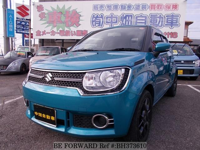 Used 2016 SUZUKI IGNIS BH373610 for Sale