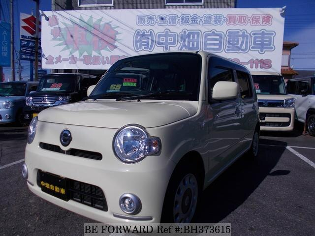 Used 2011 DAIHATSU MIRA COCOA BH373615 for Sale