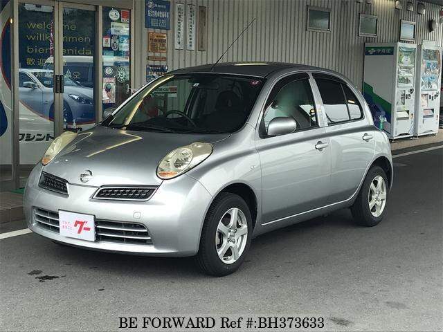 Used 2010 NISSAN MARCH BH373633 for Sale