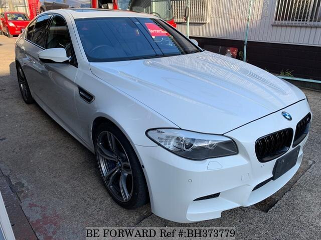 Used 2012 BMW M5 BH373779 for Sale
