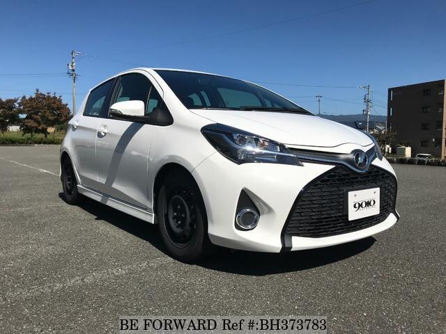 Used 2015 TOYOTA VITZ BH373783 for Sale