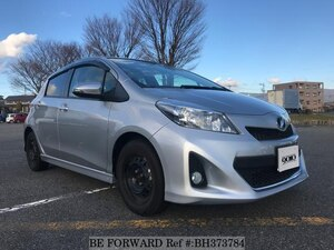 Used 2014 TOYOTA VITZ BH373784 for Sale
