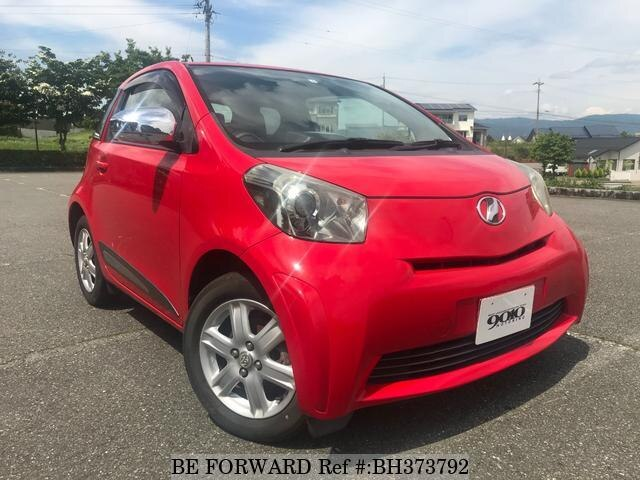 Used 2009 TOYOTA IQ BH373792 for Sale