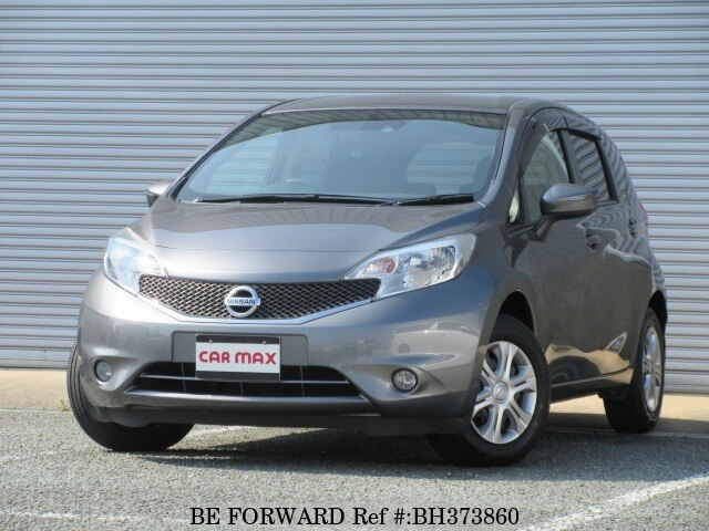 Used 2015 NISSAN NOTE BH373860 for Sale