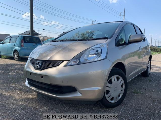 Used 2010 HONDA FIT BH373888 for Sale