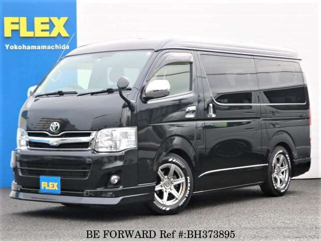 Used 2012 TOYOTA HIACE WAGON BH373895 for Sale
