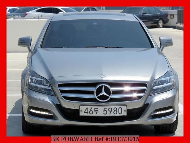 Used 2014 MERCEDES-BENZ CLS-CLASS BH373915 for Sale