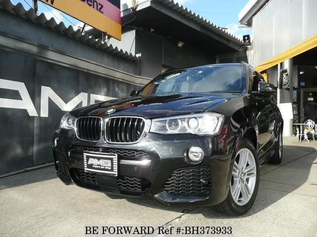 Used 2016 BMW X3 BH373933 for Sale