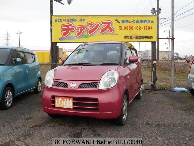 Used 2006 NISSAN MOCO BH373940 for Sale