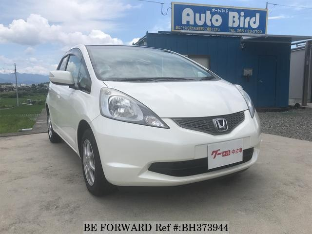 Used 2009 HONDA FIT BH373944 for Sale