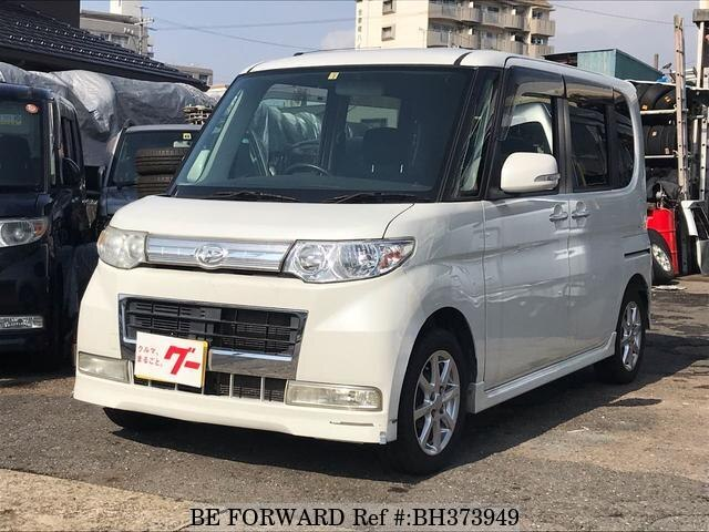 Used 2008 DAIHATSU TANTO BH373949 for Sale