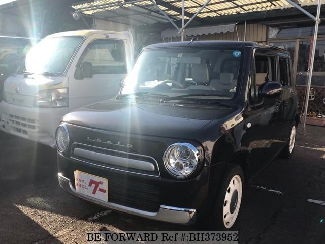 Used 2015 SUZUKI LAPIN BH373952 for Sale