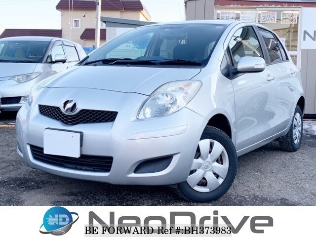 Used 2007 TOYOTA VITZ BH373983 for Sale
